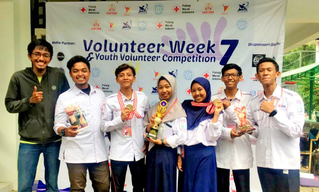 KSR IAIN Raih Grade 2 Volunteer Competition